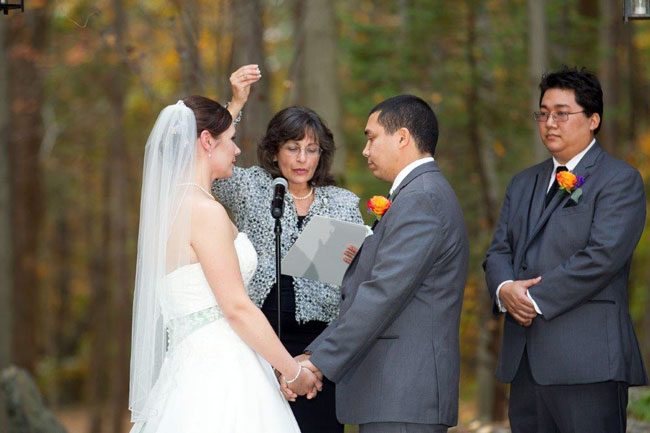 New Jersey Wedding Officiant